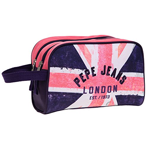 Pepe-Jeans-Neceser-Diseo-Bandera-Color-Rosa-0