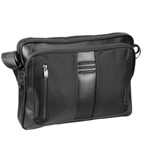 Roncato-HERITAGE-400225-Messenger-PC-156-Talla-40x30x10-Color-Negro-0