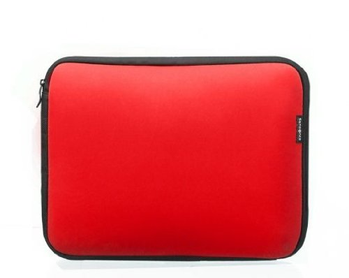 Samsonite-Classic-Sleeves-fundas-para-tablets-Funda-Rojo-Neopreno-Apple-iPad-245-x-30-x-190-mm-0