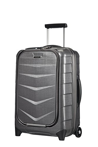 Samsonite-Lite-biz-Upright-5520-Equipaje-de-Mano-38-Litros-Color-Gris-0