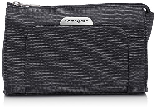 Samsonite-New-Spark-CosmCases-Cosmetic-Pouch-M-Bolsa-de-aseo-Gris-Gris-0