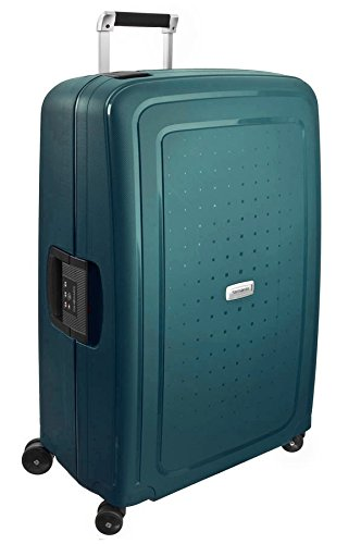 Samsonite-SCure-Dlx-Spinner-7528-Maletas-y-trolleys-75-cm-102-L-Verde-Verde-0